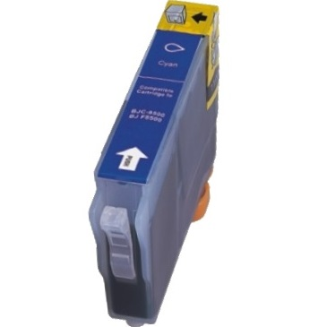 BCI-8C Ink Cartridge - Canon Compatible (Cyan)