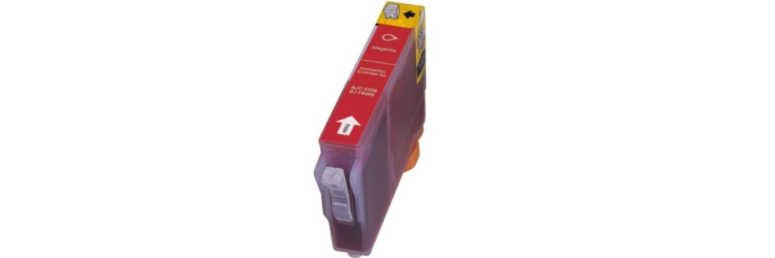 BCI-8M Ink Cartridge - Canon Compatible (Magenta)