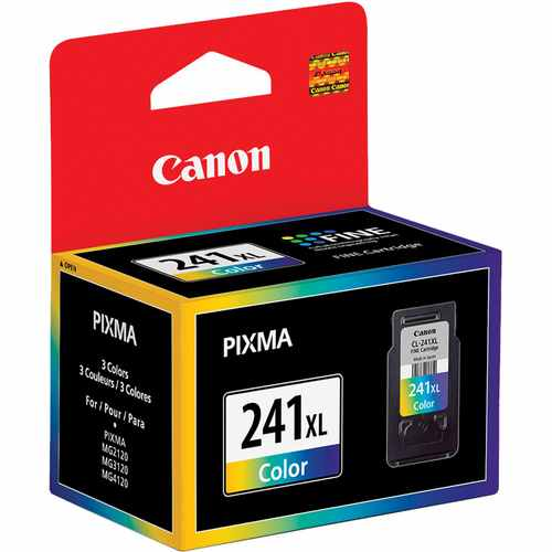 CL-241XL Ink Cartridge - Canon Genuine OEM (Color)