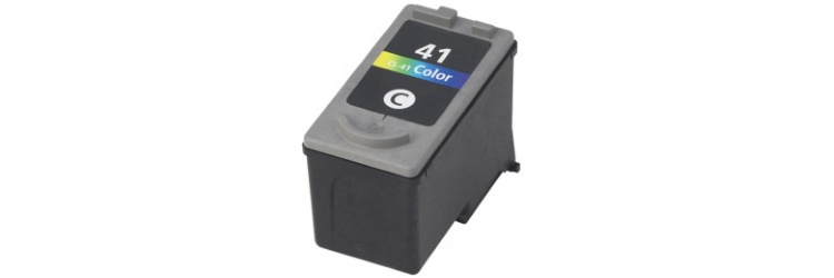 CL-41 Ink Cartridge - Canon Remanufactured (Color)