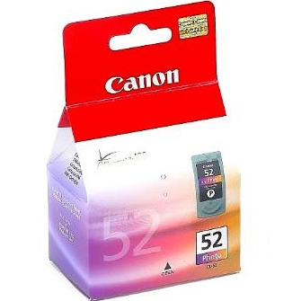 CL-52 Ink Cartridge - Canon Genuine OEM (Photo Color)
