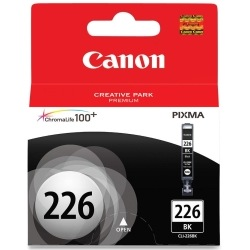 CLI-226BK Ink Cartridge - Canon Genuine OEM (Black)