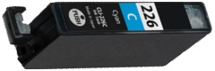 CLI-226C Ink Cartridge - Canon Compatible (Cyan)