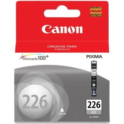 CLI-226GY Ink Cartridge - Canon Genuine OEM (Gray)