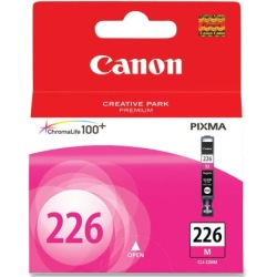 CLI-226M Ink Cartridge - Canon Genuine OEM (Magenta)