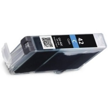 CLI-42C Ink Cartridge - Canon Compatible (Cyan)