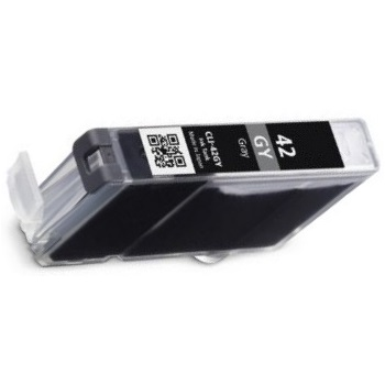 CLI-42GY Ink Cartridge - Canon Compatible (Gray)