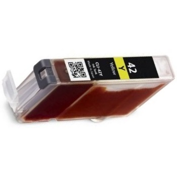 CLI-42Y Ink Cartridge - Canon Compatible (Yellow)