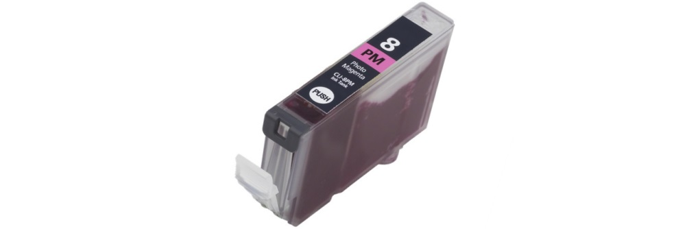 CLI-8PM Ink Cartridge - Canon Compatible (Photo Magenta)