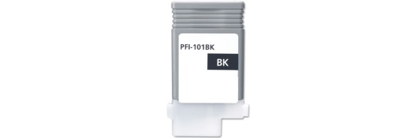 PFI-101Bk Ink Cartridge - Canon Compatible (Black)
