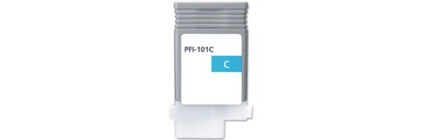 PFI-101C Ink Cartridge - Canon Compatible (Cyan)