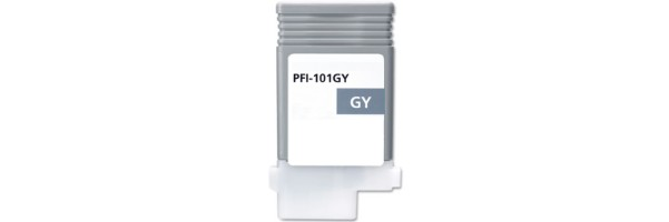 PFI-101GY Ink Cartridge - Canon Compatible (Gray)