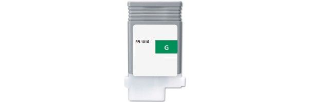 PFI-101Green Ink Cartridge - Canon Compatible (Green)