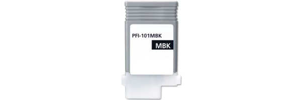 PFI-101MBk Ink Cartridge - Canon Compatible (Matte Black)