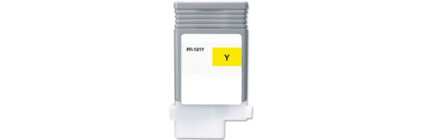 PFI-101Y Ink Cartridge - Canon Compatible (Yellow)