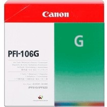 PFI-106G Ink Cartridge - Canon Genuine OEM (Green)