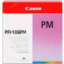 PFI-106PM Ink Cartridge - Canon Genuine OEM (Photo Magenta)
