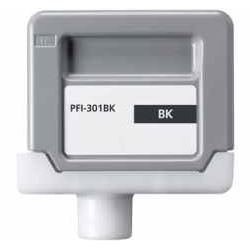 PFI-301BK Ink Cartridge - Canon Compatible (Black)