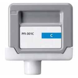 PFI-301C Ink Cartridge - Canon Compatible (Cyan)