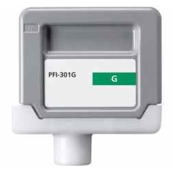 PFI-301G Ink Cartridge - Canon Compatible (Green)