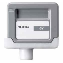 PFI-301GY Ink Cartridge - Canon Compatible (Gray)