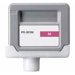 PFI-301M Ink Cartridge - Canon Compatible (Magenta)