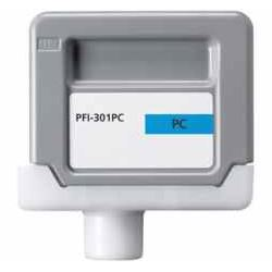 PFI-301PC Ink Cartridge - Canon Compatible (Photo Cyan)