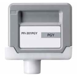 PFI-301PGY Ink Cartridge - Canon Compatible (Photo Gray)