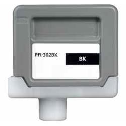 PFI-302BK Ink Cartridge - Canon Compatible (Black)