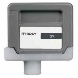 PFI-302GY Ink Cartridge - Canon Compatible (Gray)
