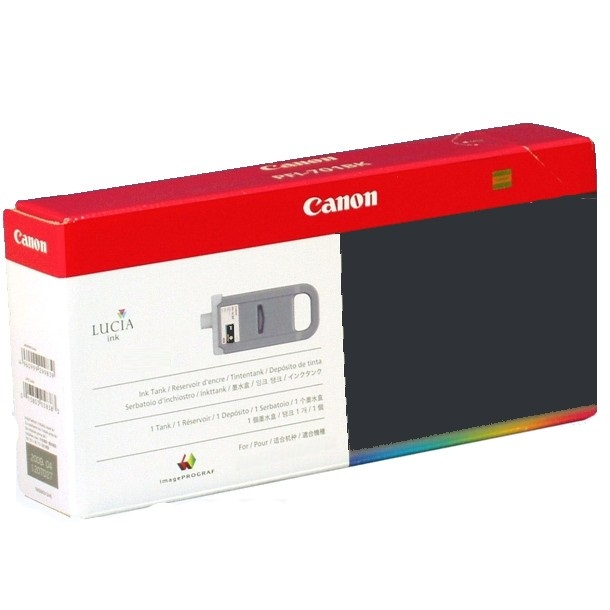 PFI-306MBK Ink Cartridge - Canon Genuine OEM (Matte Black)