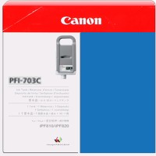 kartridzh-canon-pfi-703c-cyan-dlya-ipf810-820
