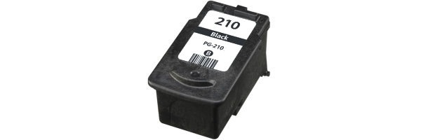 PG-210 Ink Cartridge - Canon Remanufactured (Black)