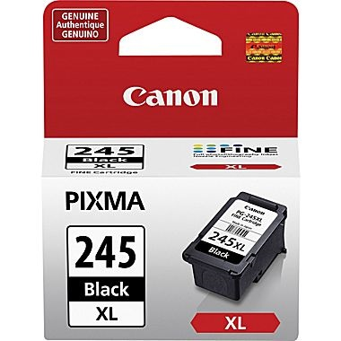 PG-245XL Ink Cartridge - Canon Genuine OEM (Black)