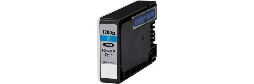 PGI-1200C XL Ink Cartridge - Canon Compatible (Cyan)