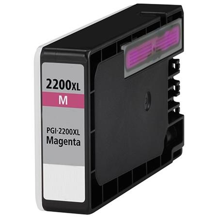 PGI-2200M XL Ink Cartridge - Canon Compatible (Magenta)