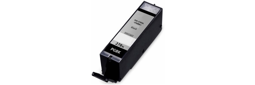 PGI-270XL BK Ink Cartridge - Canon Compatible (Black)