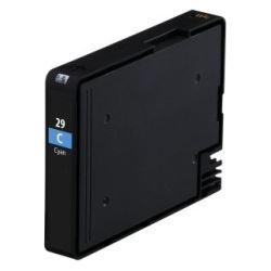 PGI-29C Ink Cartridge - Canon Compatible (Cyan)