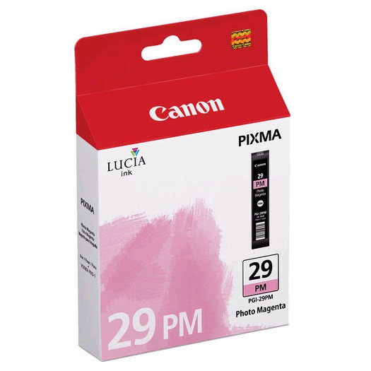 PGI-29PM Ink Cartridge - Canon Genuine OEM (Photo Magenta)