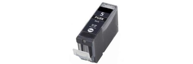 PGI-5BK Ink Cartridge - Canon Compatible (Black)