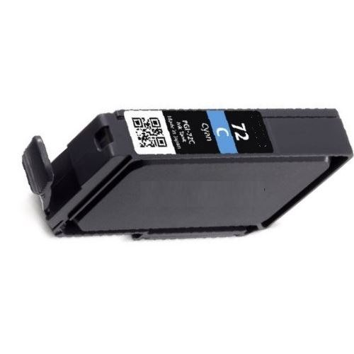 PGI-72C Ink Cartridge - Canon Compatible (Cyan)