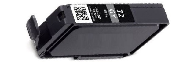 PGI-72GY Ink Cartridge - Canon Compatible (Gray)