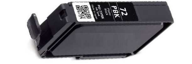 PGI-72PBK Ink Cartridge - Canon Compatible (Photo Black)