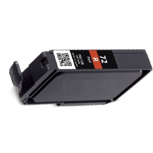 PGI-72R Ink Cartridge - Canon Compatible (Red)