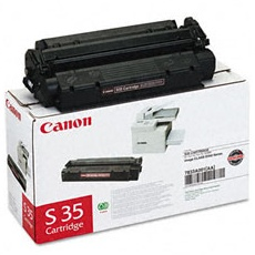 S-35 Toner Cartridge - Canon Genuine OEM (Black)
