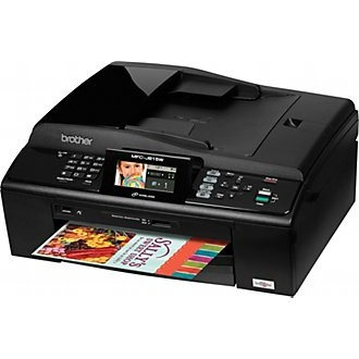 Brother MFC-J615W Ink Cartridges