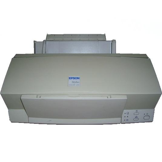 Epson 8 Color Inkjet Print Epson Premium Semigloss Photo: Stylus Color 400 Ink Cartridge