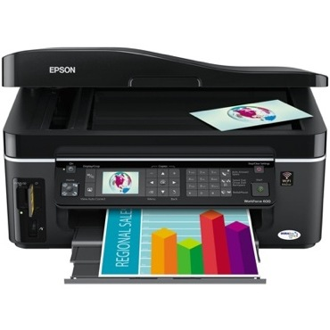 Epson 500 Ink | WorkForce 500 Ink Cartridge