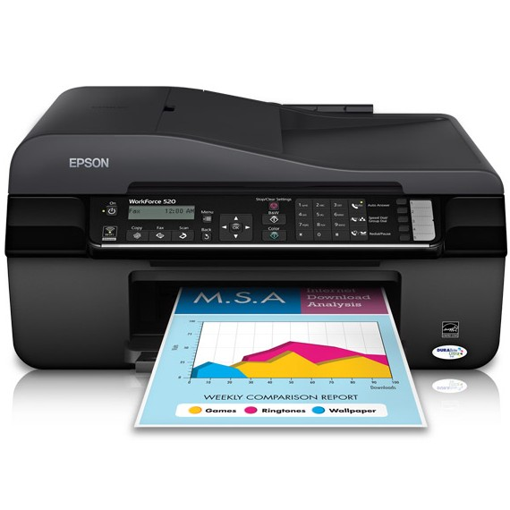 Epson 520 Ink | WorkForce 520 Ink Cartridge