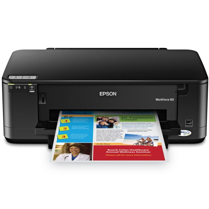 Epson 60 Ink | WorkForce 60 Ink Cartridge